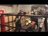 SPARRING Vasyl Lomachenko vs TJ Dillashaw #ufc #boxing ЛОМАЧЕНКО - ДИЛЛАШОУ