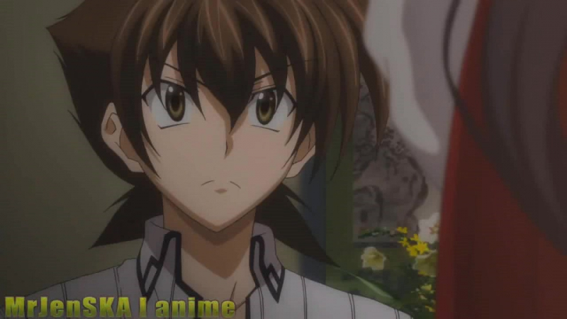 High School DxD [AMV] (Aken x Issei) - In the Name of Love