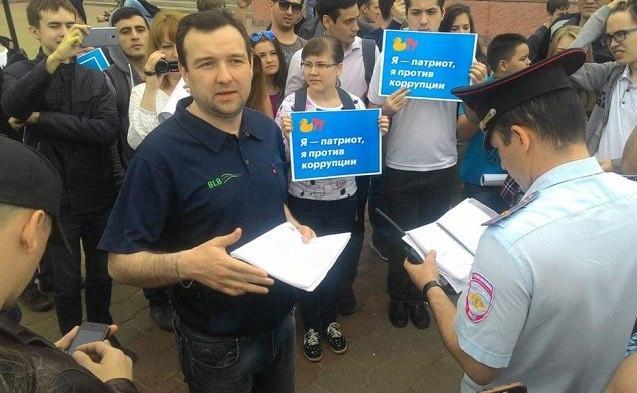 ВАльметьевске арестовали экс-кандидата вгорсовет за брань визбиркоме