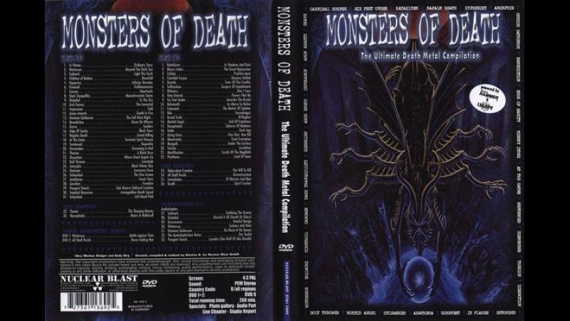 OBMOROCK - ,, Monsters of Death Vol.1 DVD1 ,, ( 2005 )