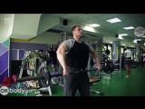 Как накачать плечи? Упражнения на дельтовидные мышцы.