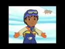 Английский язык. Обучающее видео для детей. Хач. Даша следопыт курит в сторонке) Ахаха минутка расизма)