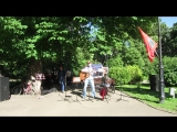 22 июня.Концерт в парке
