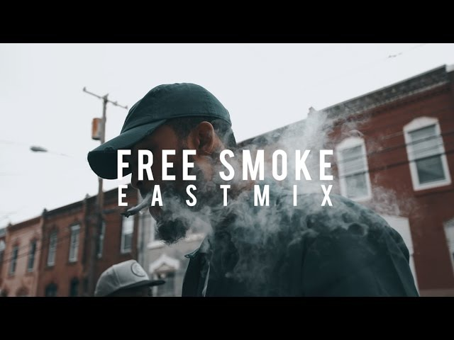 Dave East - Free Smoke EASTMIX (OFFICIAL VIDEO)