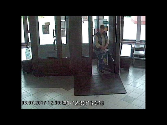 Неизвестное лицо похитило телефон