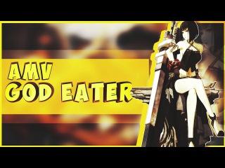 [ AMV ] God Eater / Пожиратели богов - Cold War
