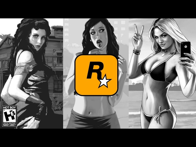 Master of the Open World: Rockstar Games