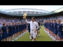Roger Federer Wimbledon 2017 Promo - Now and Forever I am Your King