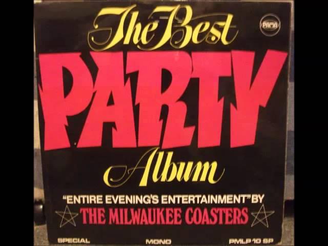 The Milwaukee Coasters - Josephine (Pama Special 1970)