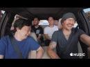 LINKIN PARK Ken Jeong – Carpool Karaoke (rus sub)