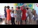 Танец мам и сыновей на выпускной в детском саду