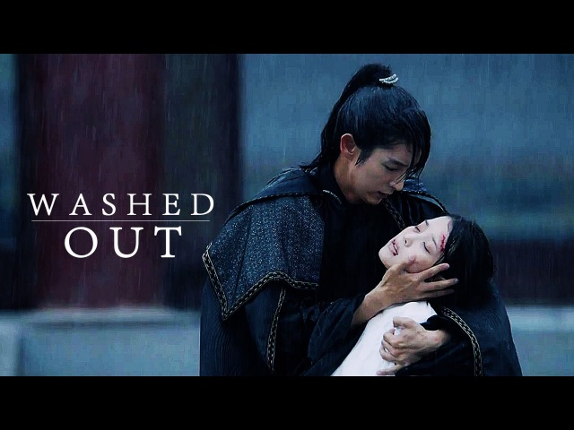 Washed out | wang so hae soo