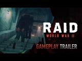 RAID: World War II - Control's War Effort