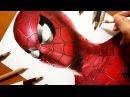 Speed Drawing Spider Man Homecoming Jasmina Susak