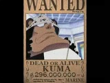 One Piece - WANTED (E Nomine - Mitternacht)