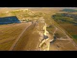 #4K_SEASUN Белая скала, Ак-Кая Аэро / Крым аэросъемка 4К 2017 #MW_I