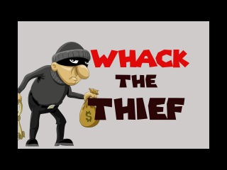 Даун вор и наш пацан][Whack the thief