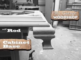 Making a Cabinet Base