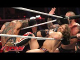 Daniel Bryan Big Show vs. Batista Randy Orton: Raw, March 10, 2014