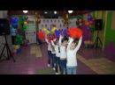 Юбилейный концерт 15.04.17, танец с помпонами