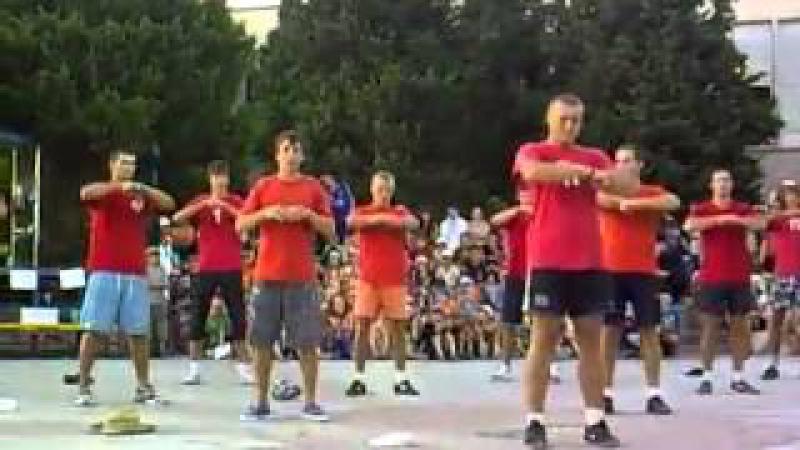 Танец в лагере (Танец Физруков))