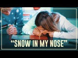 Nellie celebrates a white Christmas with cocaine Drugslab