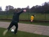 Ball Owns Kid