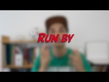 Run by - W41D4 - Daily Phrasal Verbs - Learn English online free video lessons