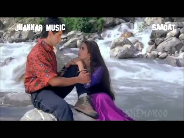 Aankhon mein neendein na dil mein Jhankar HD, Sanam 1997, Kumar Sanu Alka Jhankar Beata