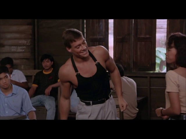Kickboxer Feeling So Good Today(Whole Song HQ HD )