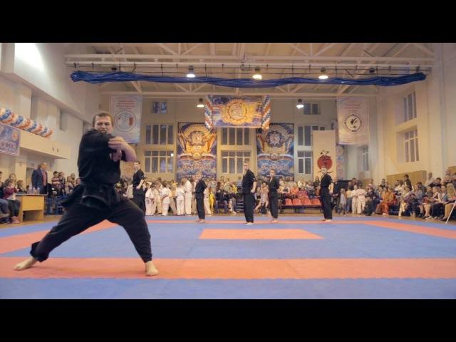 Отделение КИКБОКСИНГ-ФОРМС Центра боевых искусств. Череповец, 08.09.2016 г.