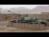 152mm SpGH DANA wheeled self-propelled artillery piece Samohybn