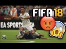 MOST SAVAGE FIFA 18 MATCH EVER! FOULING FOOTBALL