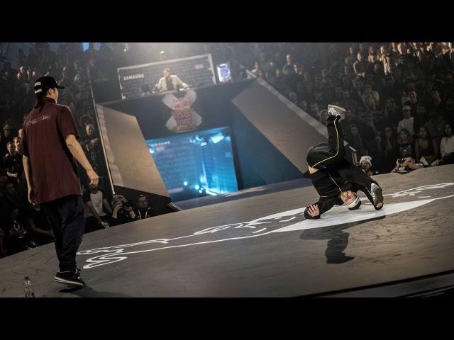 FINALS: Wing vs Menno   Red Bull BC One World Final 2017