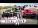 Forza Horizon 3 - Need For Speed DeLeon Recreation! Build Race