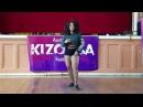 Adeline, Kizomba Lady Styling @ Australian Kizomba Festival 2017