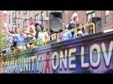 GAY PRIDE PARADE QUEENS NEW YORK  2017