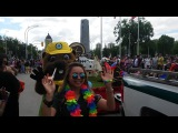 Gay pride parade Winnipeg 2017