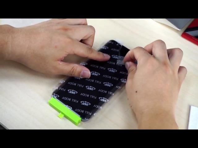 Защитная пленка Best Suit 360 screen protector для Samsung Galaxy S8/S8 plus