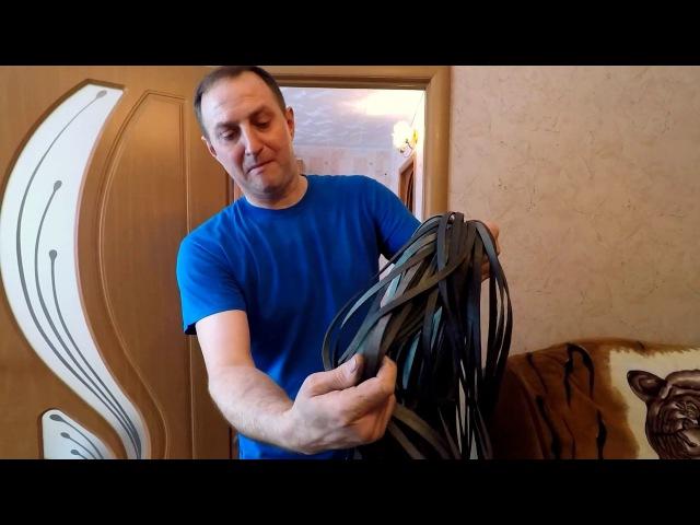 СУПЕР рыбацкий станок! Как Быстро и Легко разрезать резину для посадки рыболовных сетей