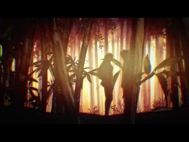 BDRip Сад тысячи цветов Девушки самураи ТВ•1 10 серия Ancord