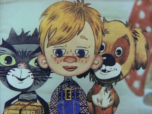 Дядя Федор, Пес и Кот. Мама и Папа (1976). Советский мультфильм| History Porn