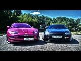Тест драйв от ЖОРЫ Mitsubishi FTO и Honda Prelude