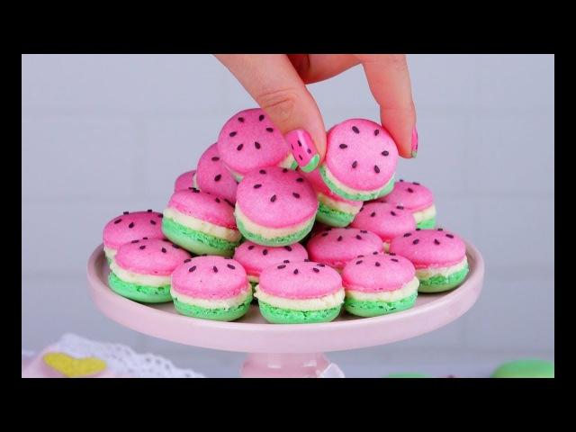 Пирожные Макаруны Простой Рецепт Вкуснейшего Десерта