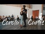 Urban Kiz Basics - Curtis &amp Carola - Bachaturo Holidays 2017