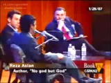 Дебаты о религии - Сэм Харрис против Резы Аслана