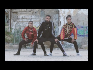 Orgonite - Habibi Yaeni - אורגונייט - חביבי יעני (Official Video) LITTLE BIG FAMILY