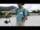 One-handed camera stabilizer: Beholder EC1 3 axis gimbal + Sony a6300 demo