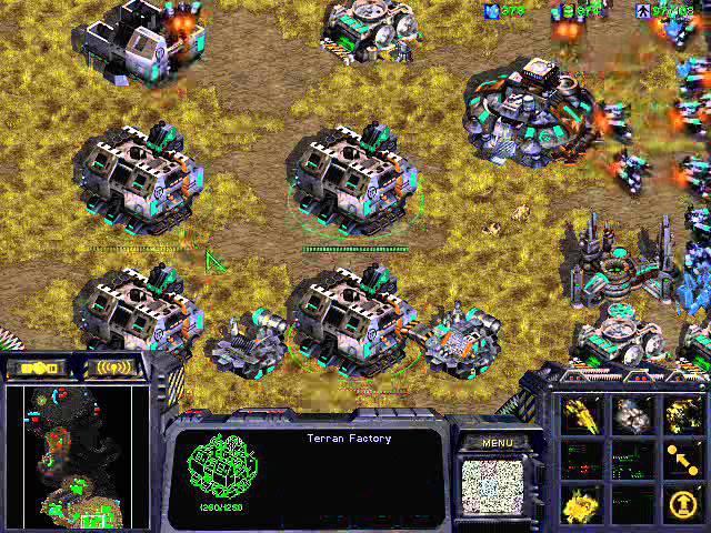 StarCraft Brood War [FPVOD] Strelok Судьбоносное TvZ