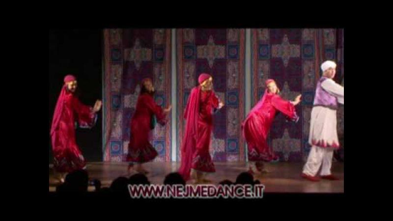 Danza nubiana - Nuba